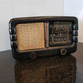 Uraltes Radio, Bakelit