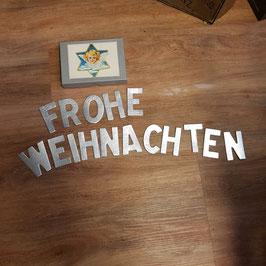 """Engel-Schachtel, """"Frohe Weihnachten"""" (Nr. 3)"""