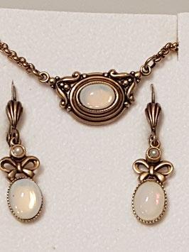 Halskette / Ohrringe-Set (Nr. 19)