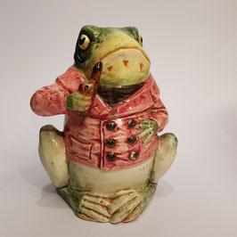 Alte Frosch-Kanne