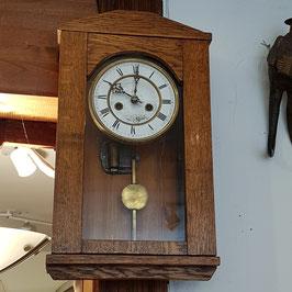 Regulator-Uhr, mit Musik
