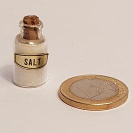 Salz-Fläschchen