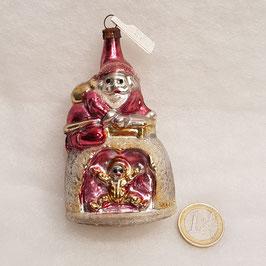 Nikolaus mit Schneekind