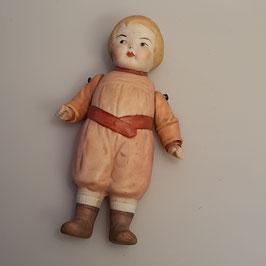 Puppe, Porzellan