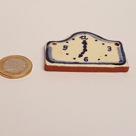 Küchenuhr, Keramik
