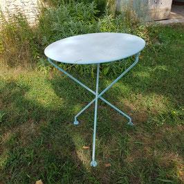 Gartentisch, Metall, rund