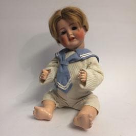 Porzellan-Puppe, Matrosenjunge