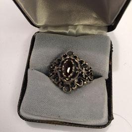 Ring, Trachtenschmuck, Granat