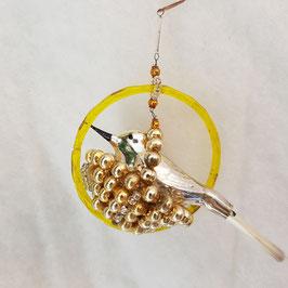 Vogel im Nest (Nr. 6)