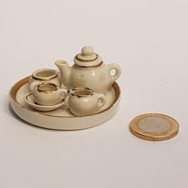 Kaffeeservice, sehr schön, Porzellan (Nr. 2)
