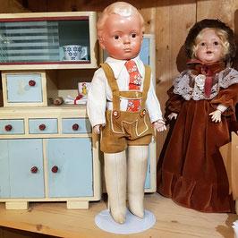 """Schildkröt-Puppe """"Hans"""""""
