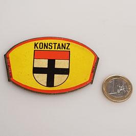 "Fahrrad-Plakette, ""Konstanz"""