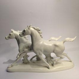 Pferde-Paar, Goebel
