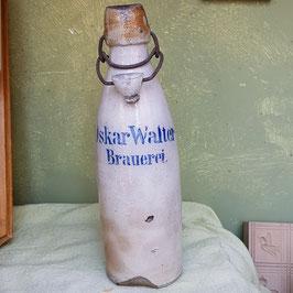 Brauerei-Flasche, uralt