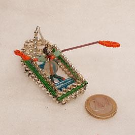 Ruderboot mit Ruderer (Nr. 15)