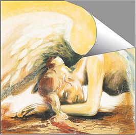 POSTER - Engel der Demut / Element Erde