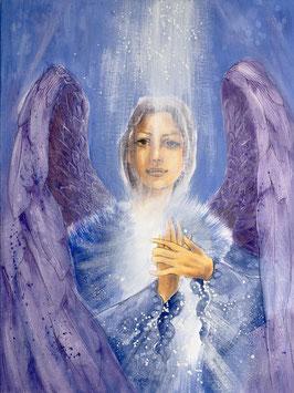 Engelbild - Engel der Versöhnung / Glaube