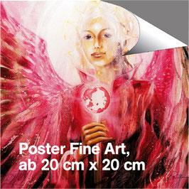 Poster - Erzengel Metatron (a) - Engel der Wahrheit