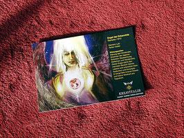 Postkarte - Erzengel Raphael (a) - Engel der Erkenntnis