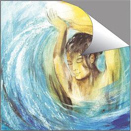 POSTER - Wasser ist Leben / Element Wasser