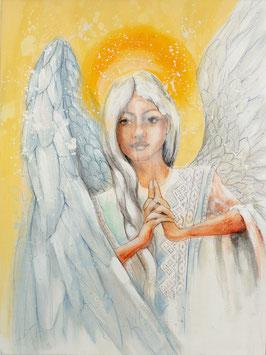 Engelbild - Engel der Stabilität / Selbstvertrauen
