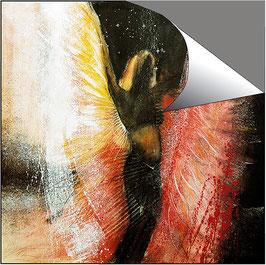 POSTER - Tanzender Engel