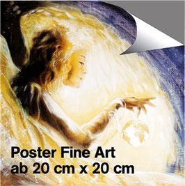 Poster - Erzengel Gabriel (a), Engel des Herzens
