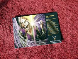 Postkarte - Erzengel Samuel (a) - Engel der Intuition