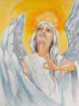 Engelbild - Engel der Stabilität / Lebensaufgabe
