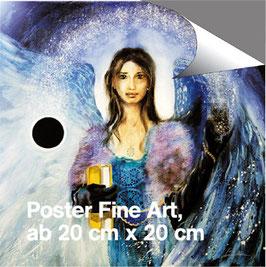 Poster - Erzengel Raguel (a) - Engel der Schatten
