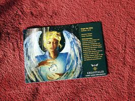 Postkarte - Erzengel Zadkiel (a) - Engel der Güte