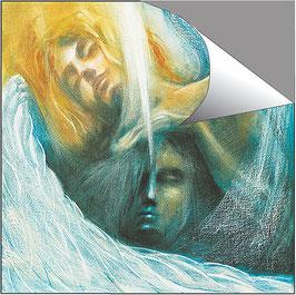 POSTER - Engel der Reinigung / Element Wasser