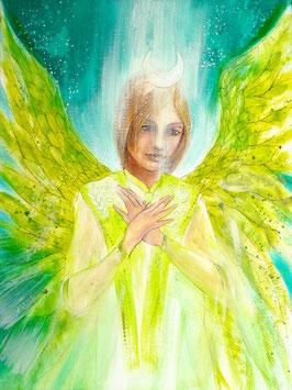 Engel der Heilung / lichtvolles Herz