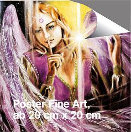 Poster - Erzengel Samuel (a) - Engel der Intuition