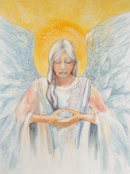 Engelbild - Engel der Stabilität / Fürsorge