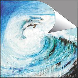 POSTER -  Delphine 1 / Element Wasser