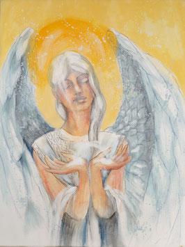 Engelbild - Engel der Stabilität / Konfliktlösungen