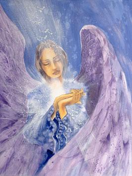 Engelbild - Engel der Versöhnung / Zusammenarbeit