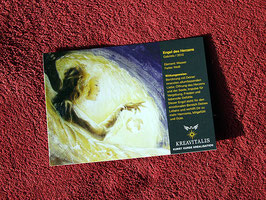 Postkarte - Erzengel Gabriel (a), Engel des Herzens