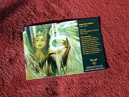 Postkarte - Erzengel Uriel (a) - Engel des Lebens