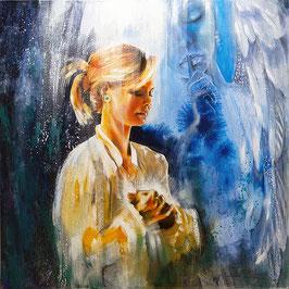 Leinwanddruck - Herzenswege, Jana Haas