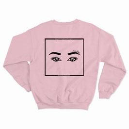 Big Skull eyes Sweater
