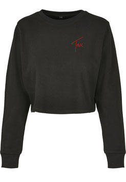 RED Teix Signature Cropsweater
