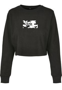 Teix Camo Cropsweater