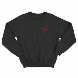 Red Teix Signature Sweater