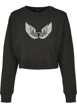 Teix Wings Cropsweater