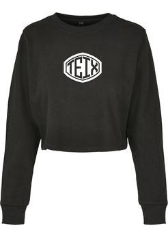 Teix Baller Cropsweater