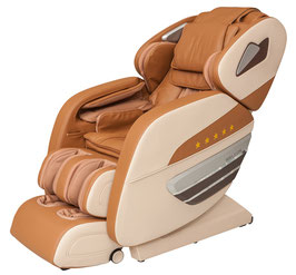 Massagesessel WELCON Dynamite beige / braun