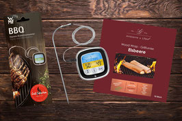 WOOD-WRAP & WMF Grillthermometer