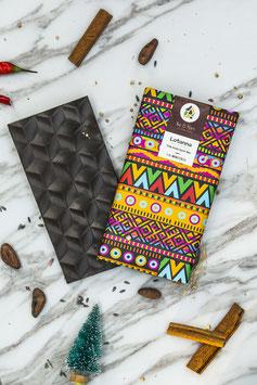 ▲ LOTANNA | Chilli 71% Chocolate | ▼